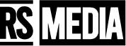 RS Media - Aufkleber und Schlüsselanhänger-Logo