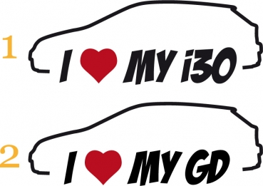 I love my Hyundai i30 GD