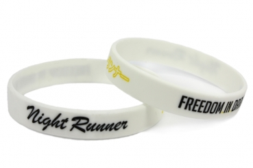 Armband Nightrunnner - Freedom in darkness