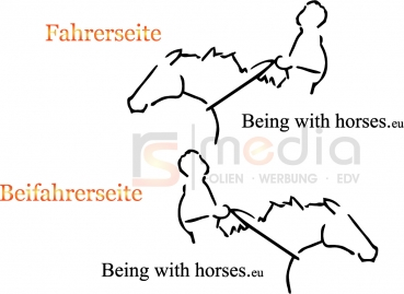 Being with horses (mit Reiter)