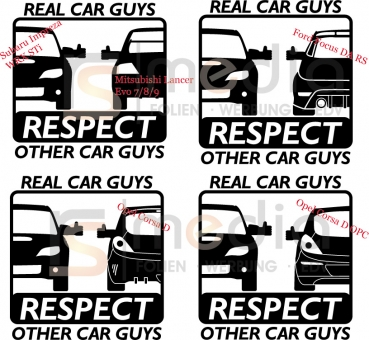 Real car guys RESPECT!
