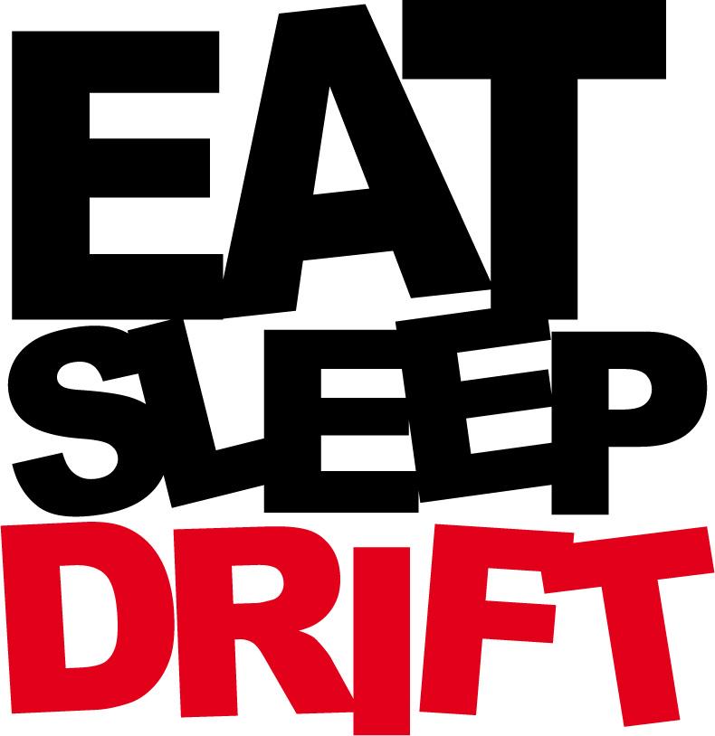 eat sleep race logo - photo #21